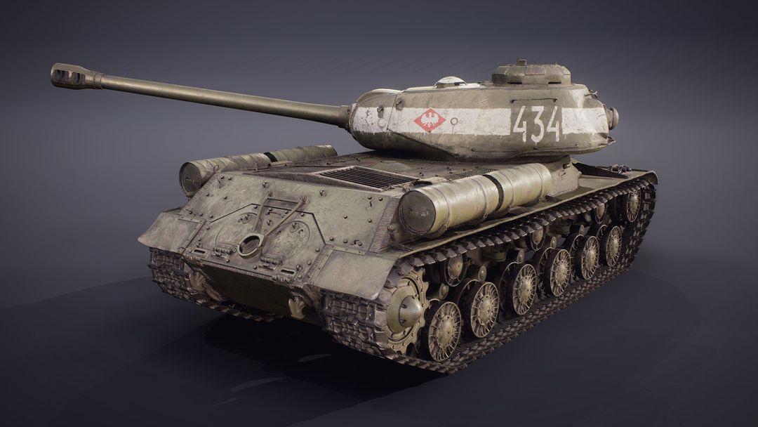 IS-2 Heavy Tank 1944  IS 2 heavy tank 04 jpg