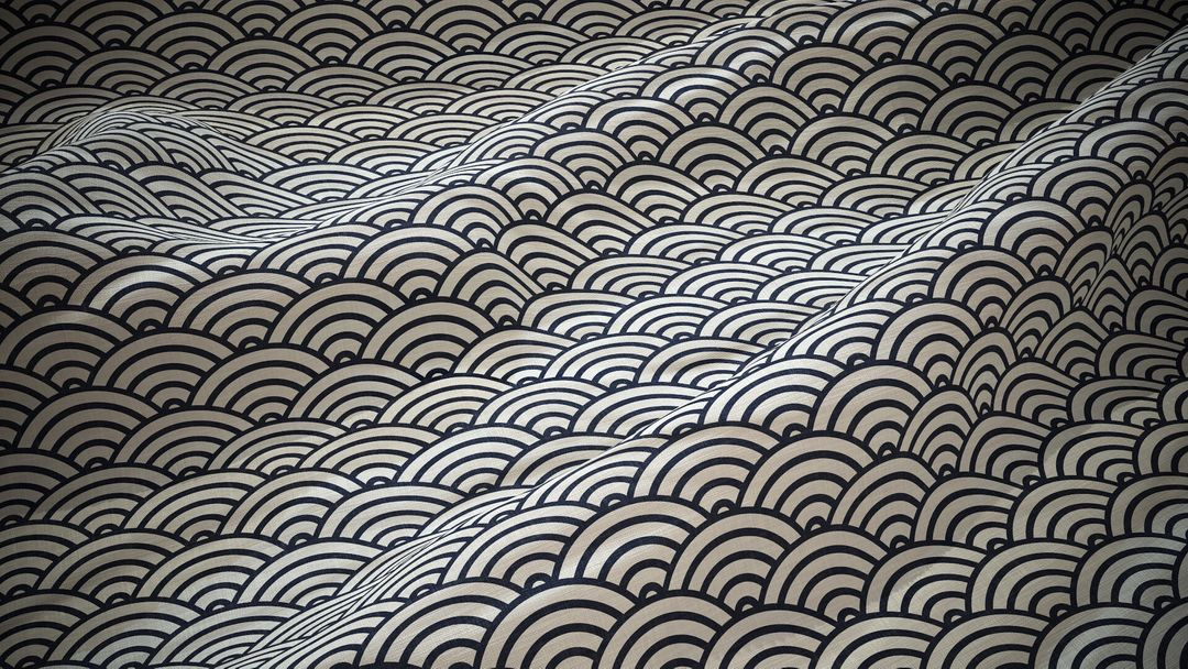 Fabric Substance Designer Textures Substance Japanese Seigaiha jpg