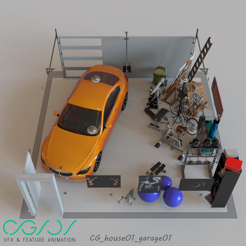 AR/VR interior design project Render13 png