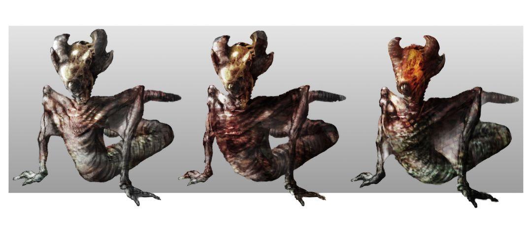Character Design PortfolioComposite SlitheringCreepy V1 jpg