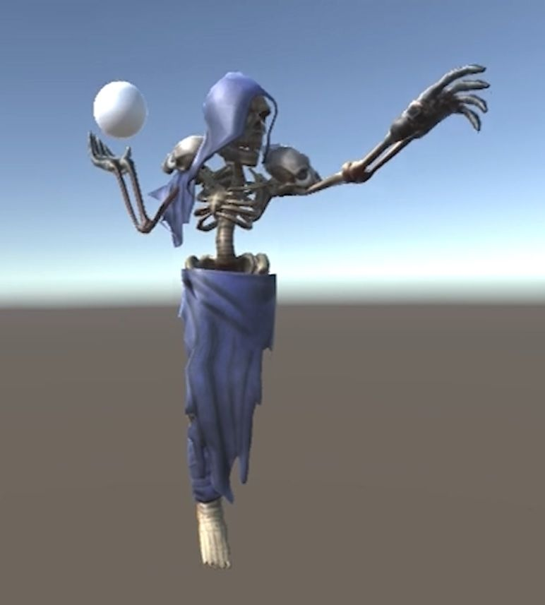 Skeleton zambie  Animations for unreal engine Mage jpg