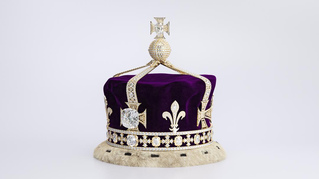 Queen Elizabeth The Queen Mother's Crown 1937 preview 0001 png