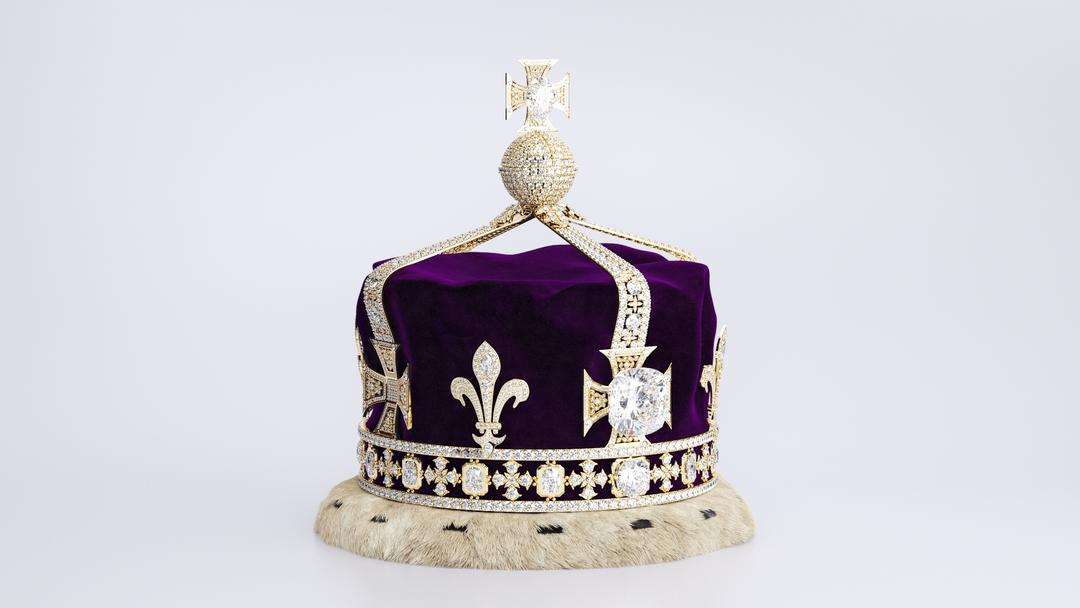 Queen Elizabeth The Queen Mother's Crown 1937 preview 0004 png