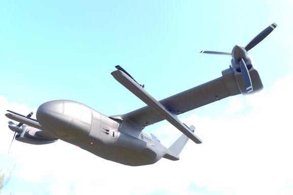 Osprey air craft