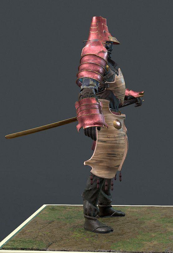 Feudal Japan Samurai angelo gazzia screenshot001 jpg