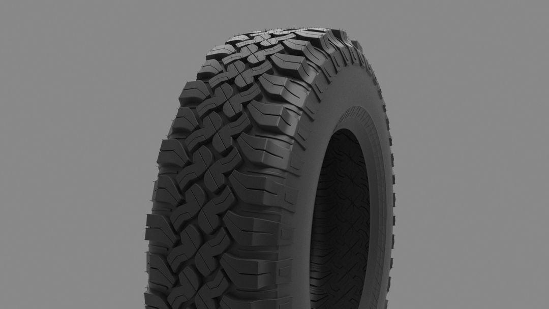 Custom Fenders and Tires Falken render02 jpg