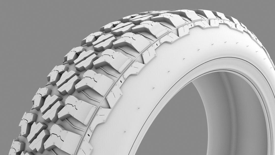 Custom Fenders and Tires Fury NewTire 04 jpg