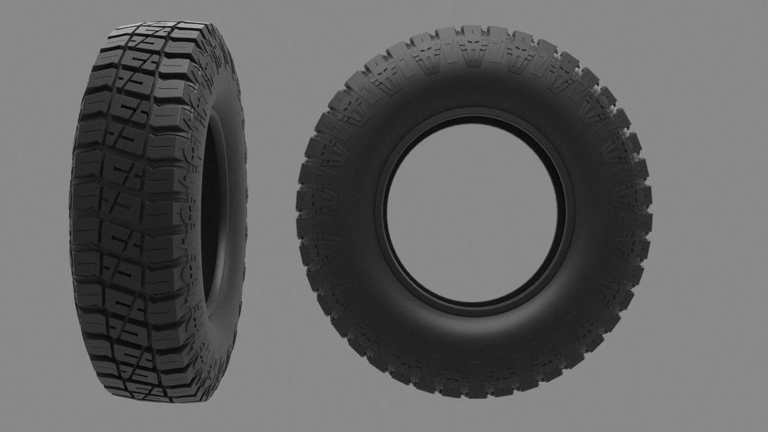 Custom Fenders and Tires Legion 02dd jpg