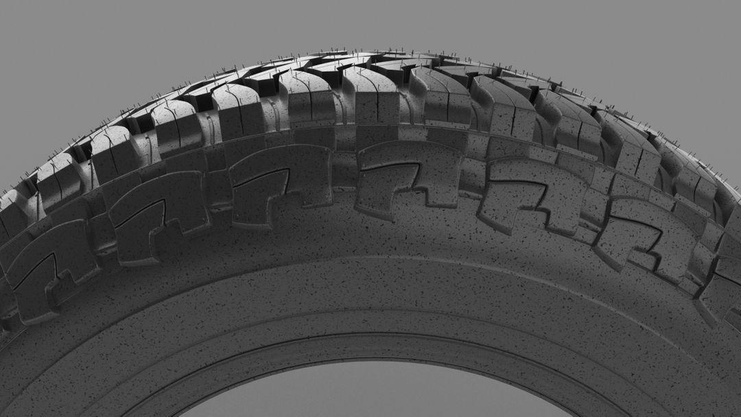 Custom Fenders and Tires Toyo Render03 jpg