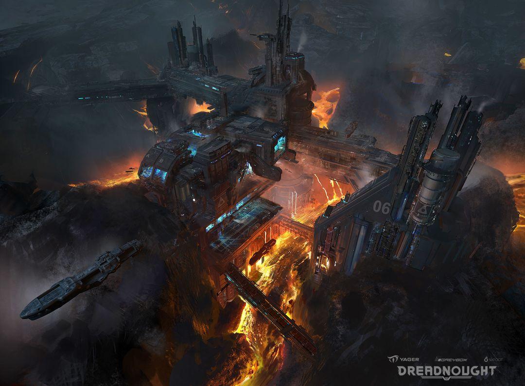 Dreadnought: Amirani dreadnought 01 jpg
