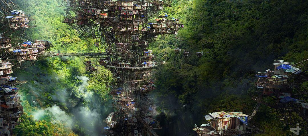 Treehouse Concept Art treehouse 01 jpg