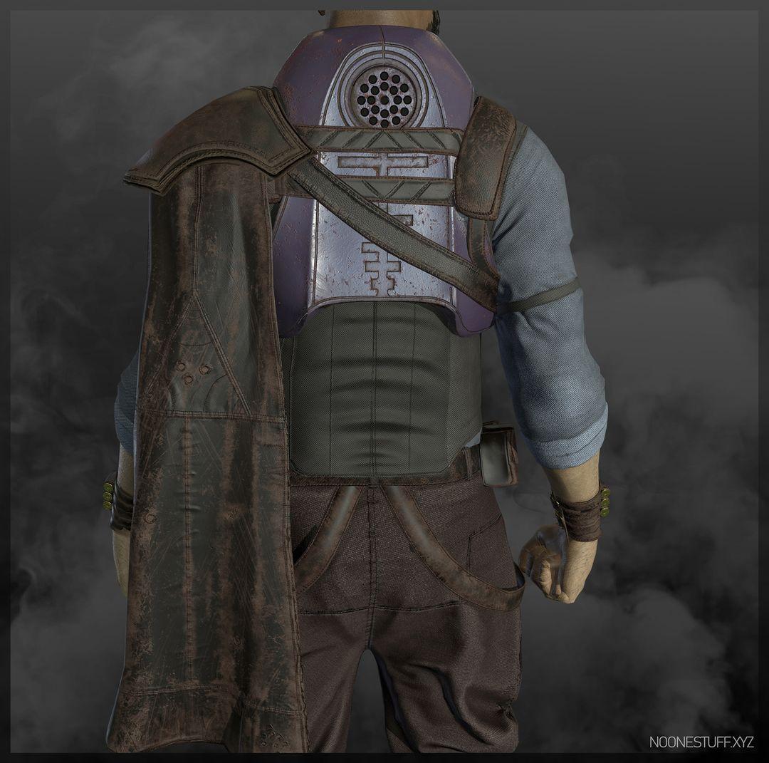 Steampunk Gunslinger Comp 3 jpg