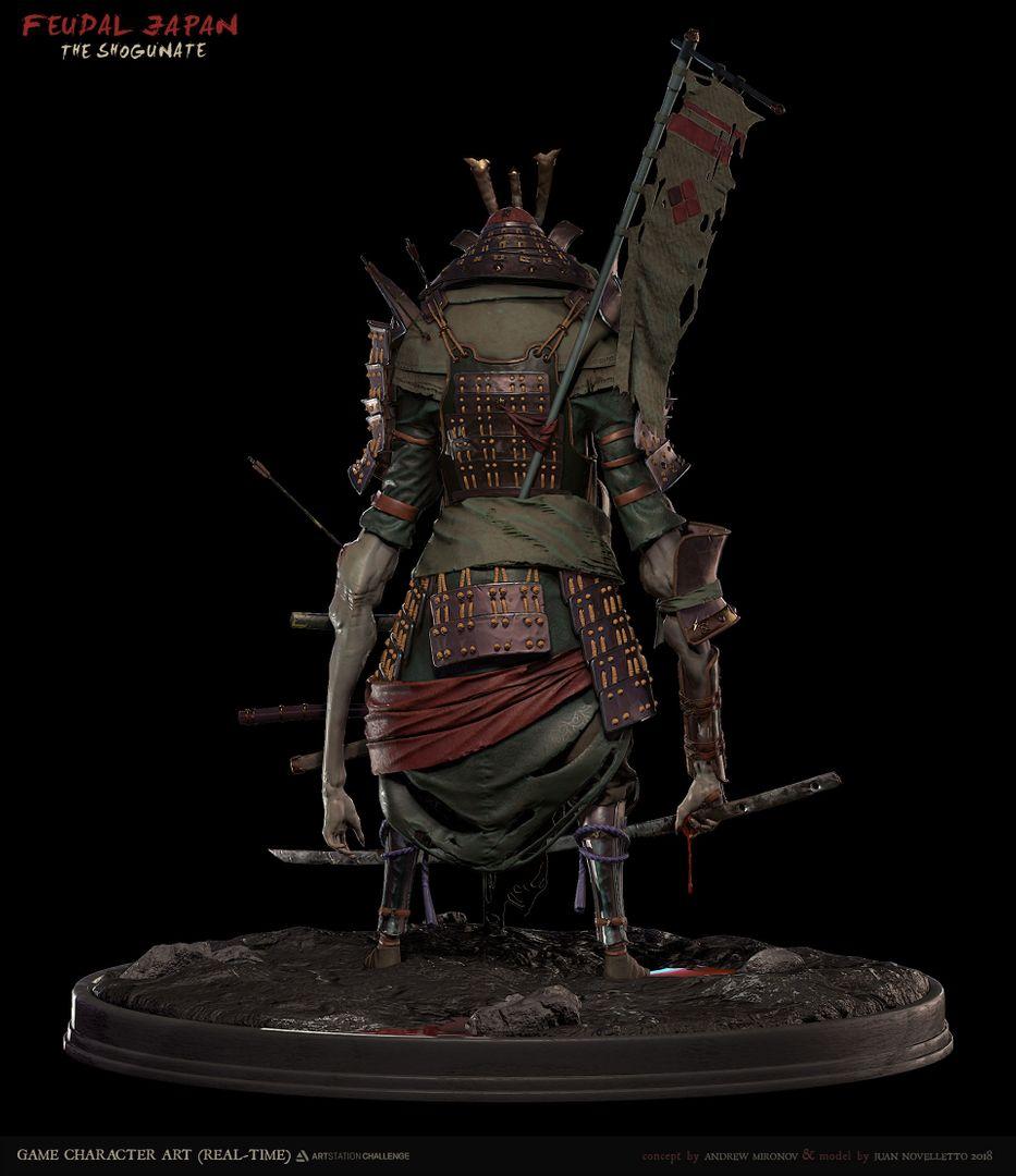 Shogunate Challenge (Game Character) Shogunate 03 jpg