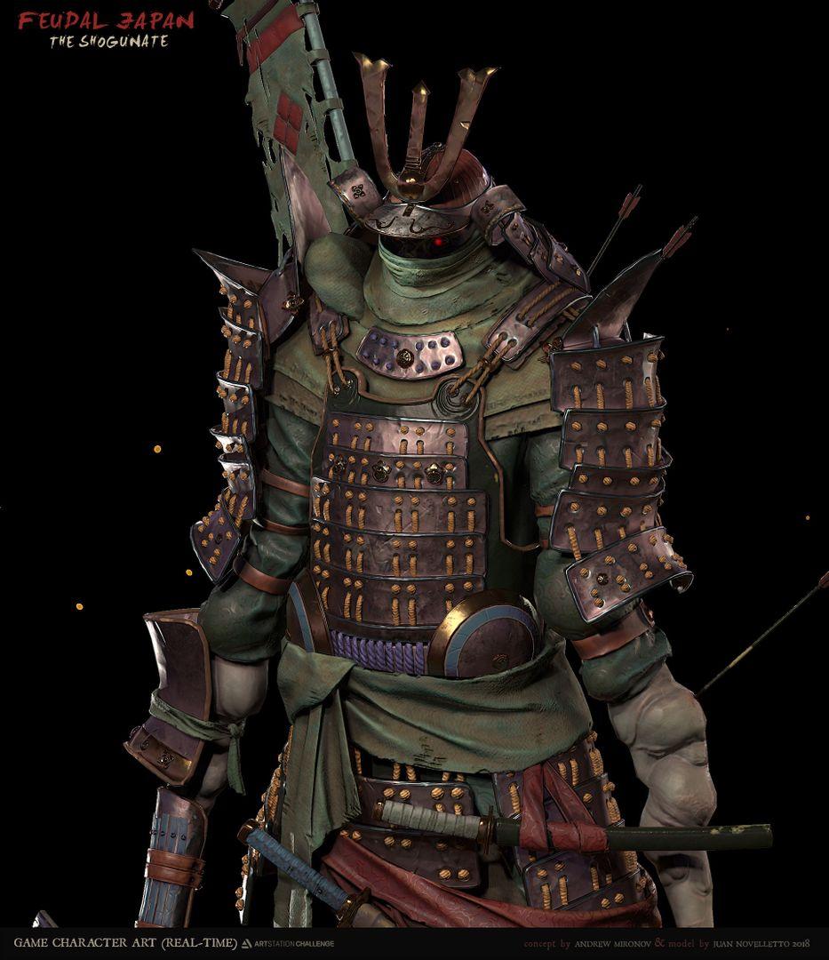 Shogunate Challenge (Game Character) Shogunate 04 jpg