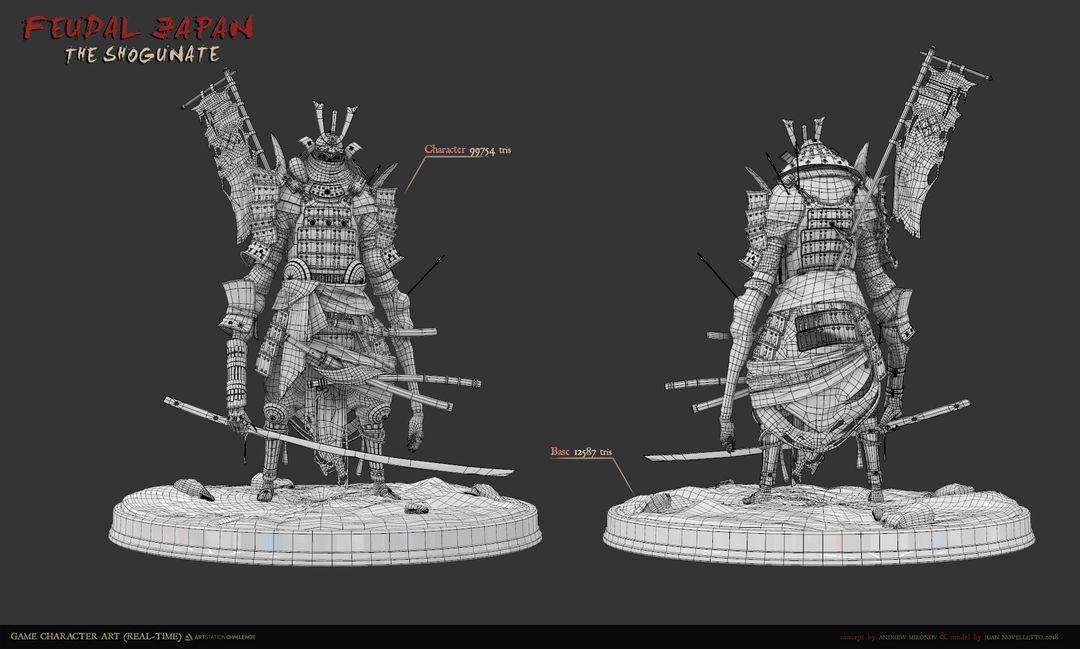 Shogunate Challenge (Game Character) Shogunate 06 jpg