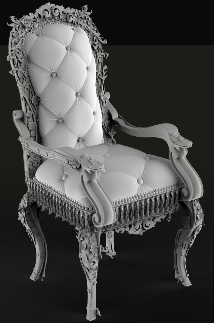 Rococo Chair paul bannon hp render03 jpg