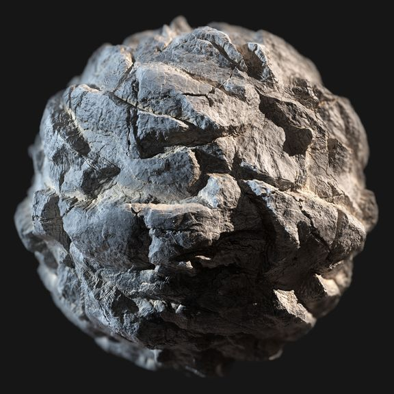 Materials created within Substance Designer