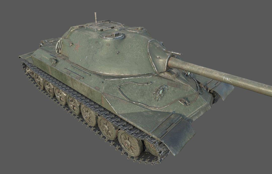 IS7 soviet heavy tank ciprian gheorghe ponea is 7 in the kubinka museum3 jpg
