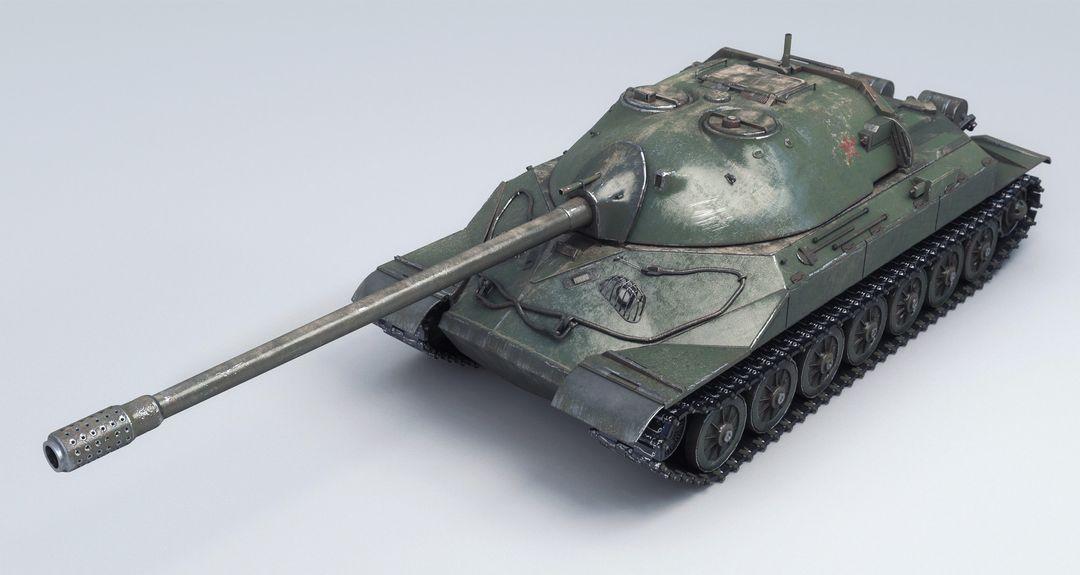 IS7 soviet heavy tank ciprian gheorghe ponea r2b jpg