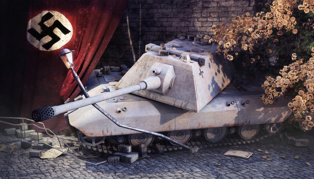 E-100 German super heavy tank ciprian gheorghe ponea r3psd jpg