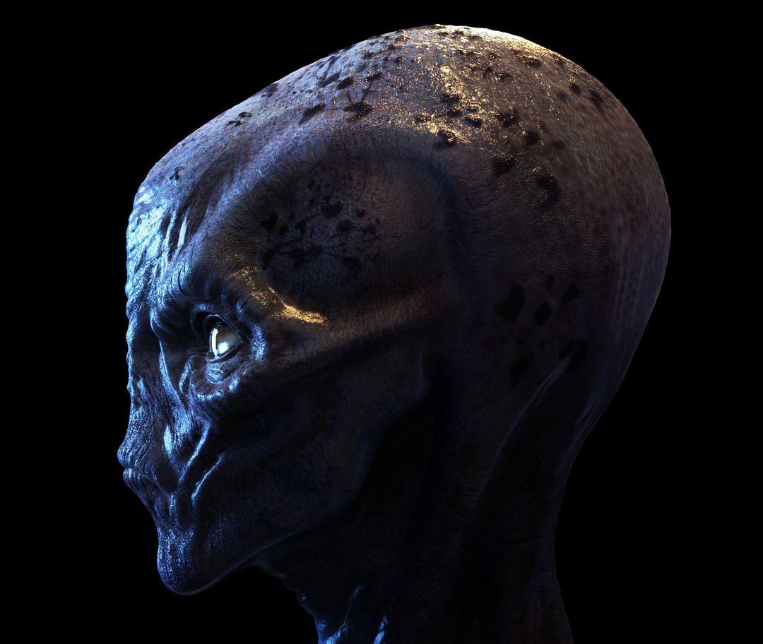 Alien head concept ciprian gheorghe ponea r3aa jpg