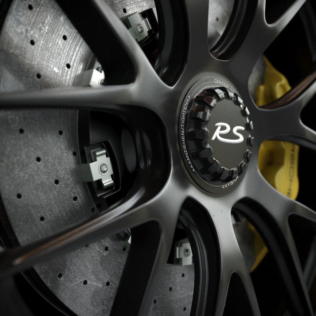 Porsche GT2 RS - Corona Render Porsche GT2 RS 04 jpg