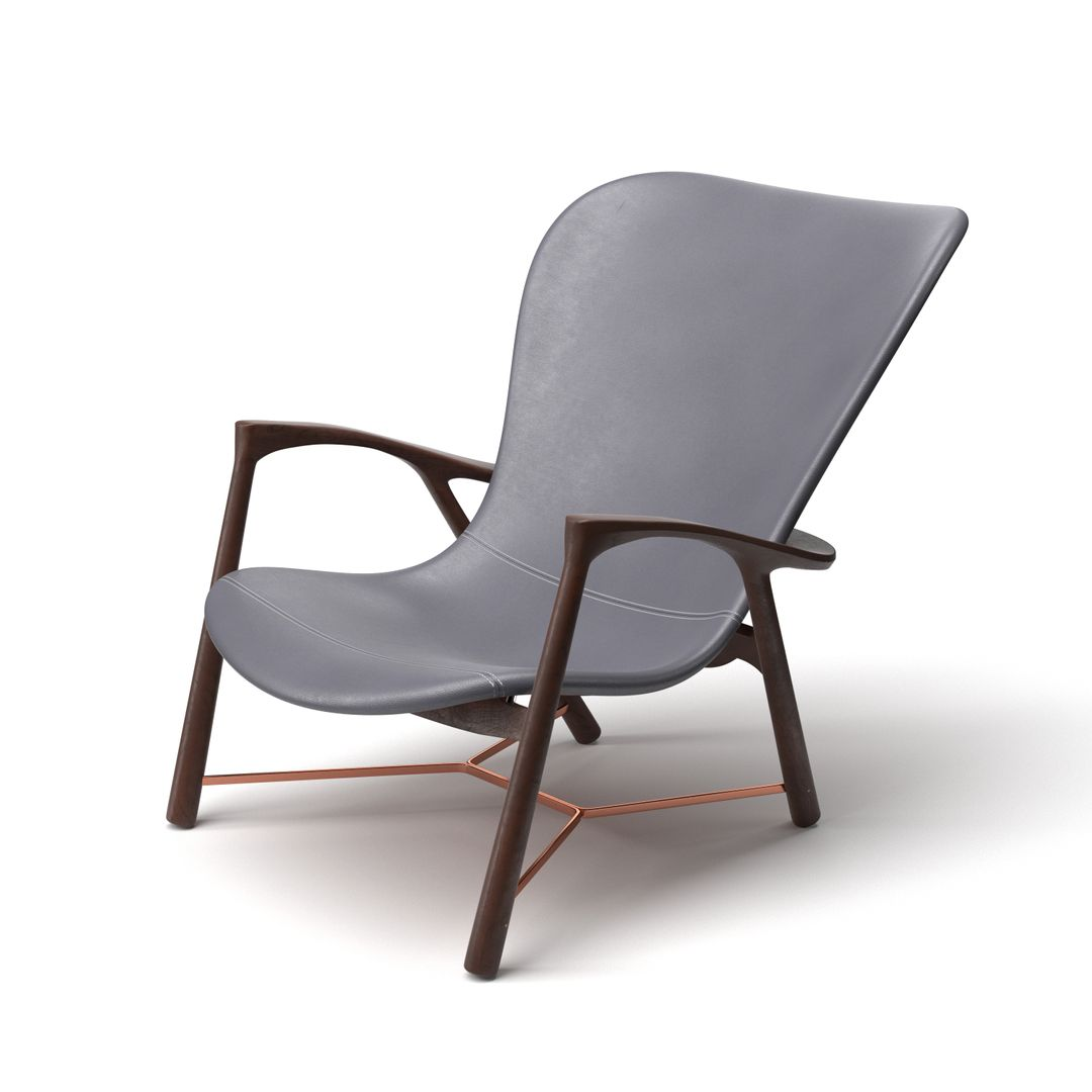Furniture SilhouetteChair 01 jpg