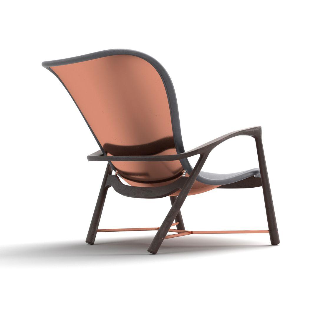 Furniture SilhouetteChair 02 jpg
