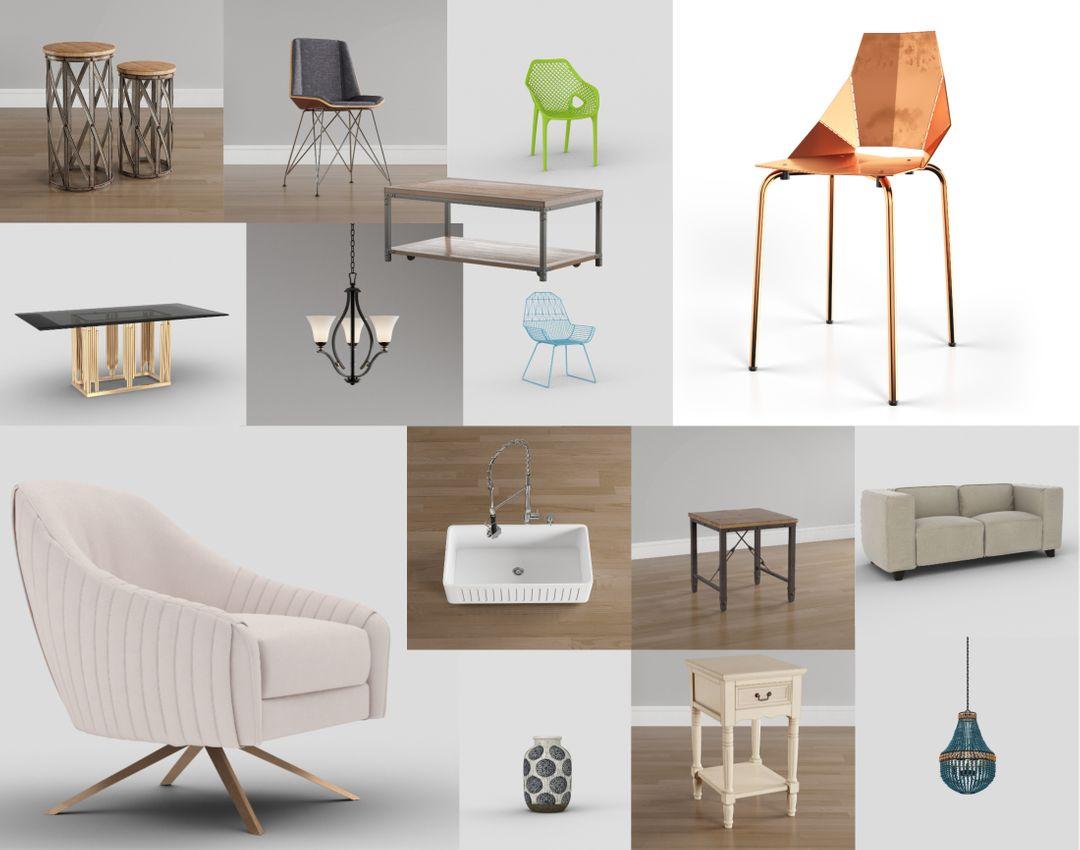 Furniture Furniture Collage jpg