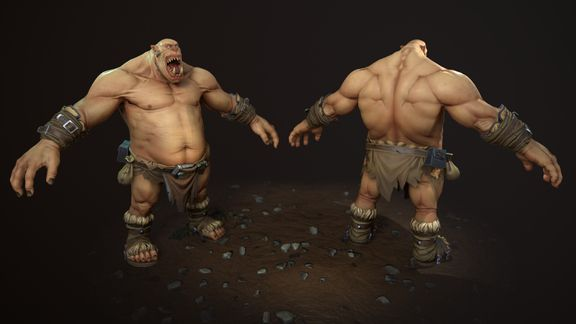 Real-time Ogre