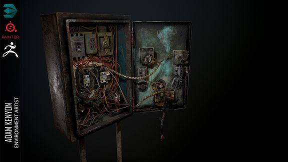 Power Mains Box