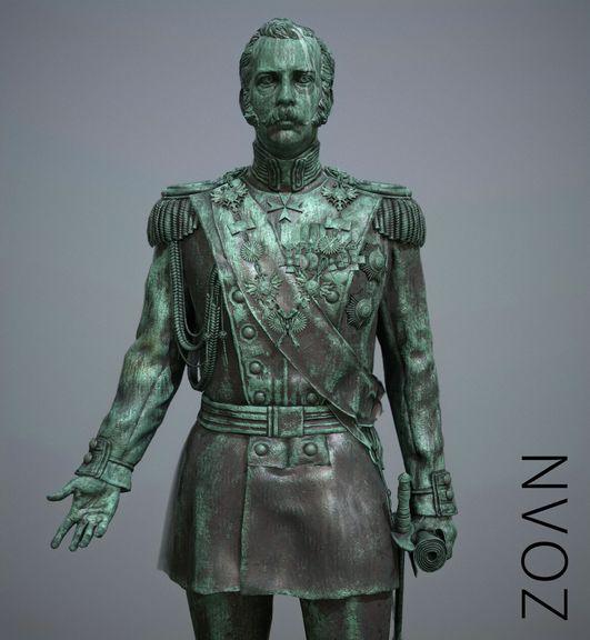 Game Statue Likeness