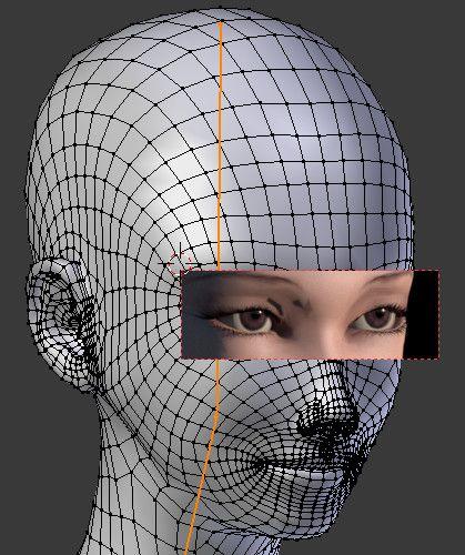 Reiko Nagase 3D Character Model