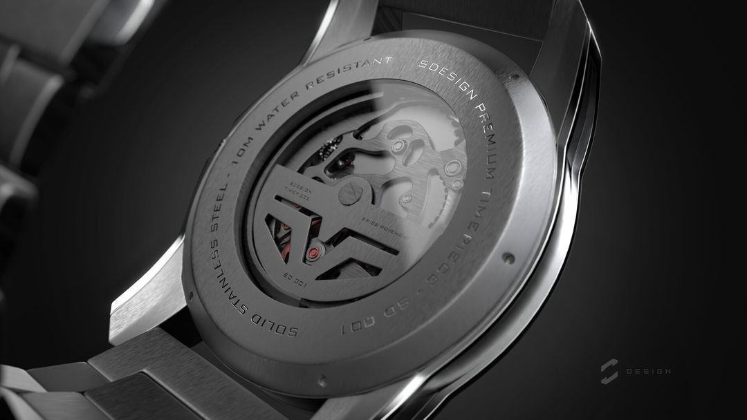 SD001 Watch by SebasDesign sebas gomez vexor watch 2 jpg