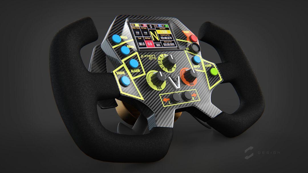 Lumen GTE Concept sebas gomez gte wheel jpg