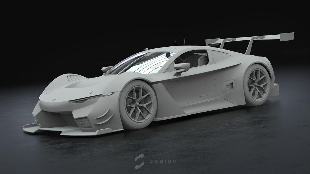 Lumen GTE Concept sebas gomez lumen gte clay jpg