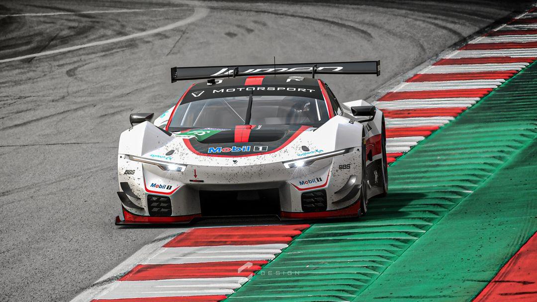 Lumen GTE Concept sebas gomez lumen gte track 2 jpg