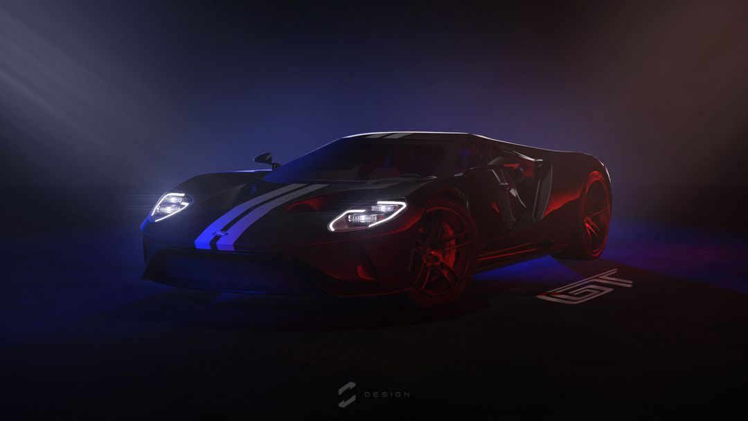 Automotive Dynamic Colors sebas gomez ford gt colors1 jpg
