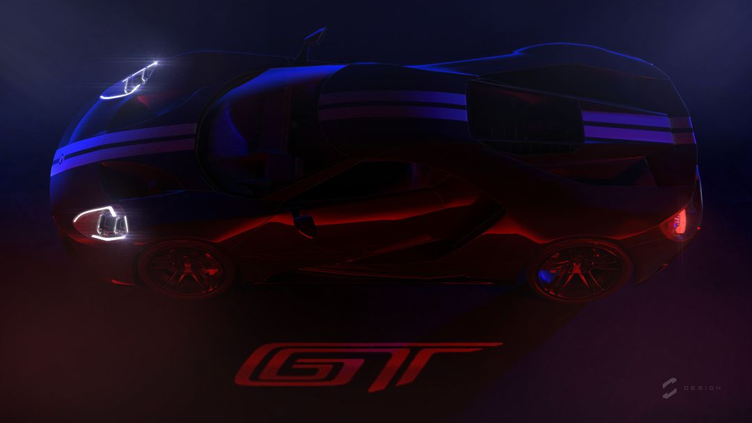 Automotive Dynamic Colors sebas gomez ford gt colors2 jpg