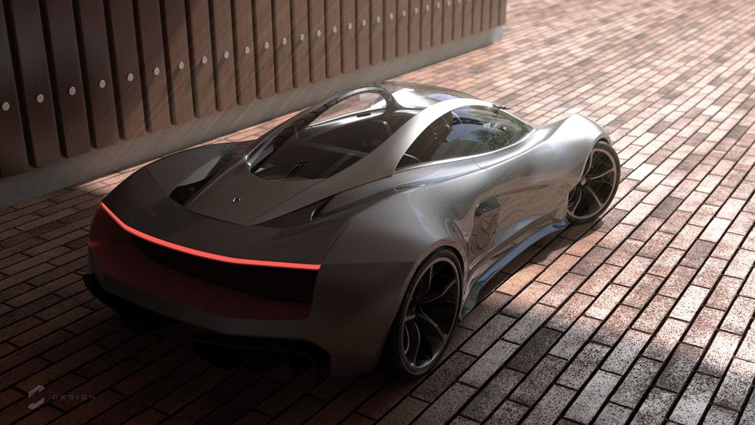 EX1 Concept Supercar sebas gomez ex1 studio gt jpg