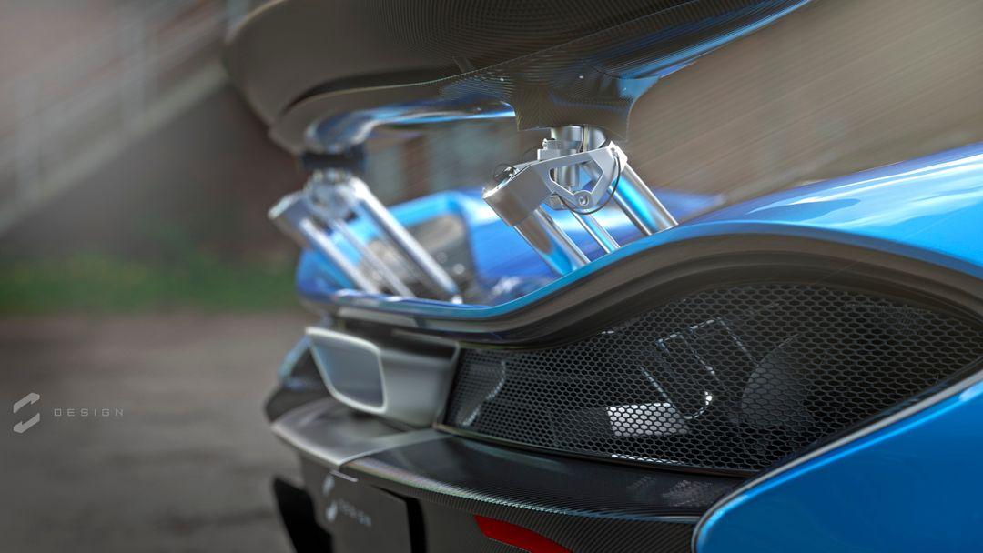 McLaren P1 sebas gomez p1 blue closeup png jpg
