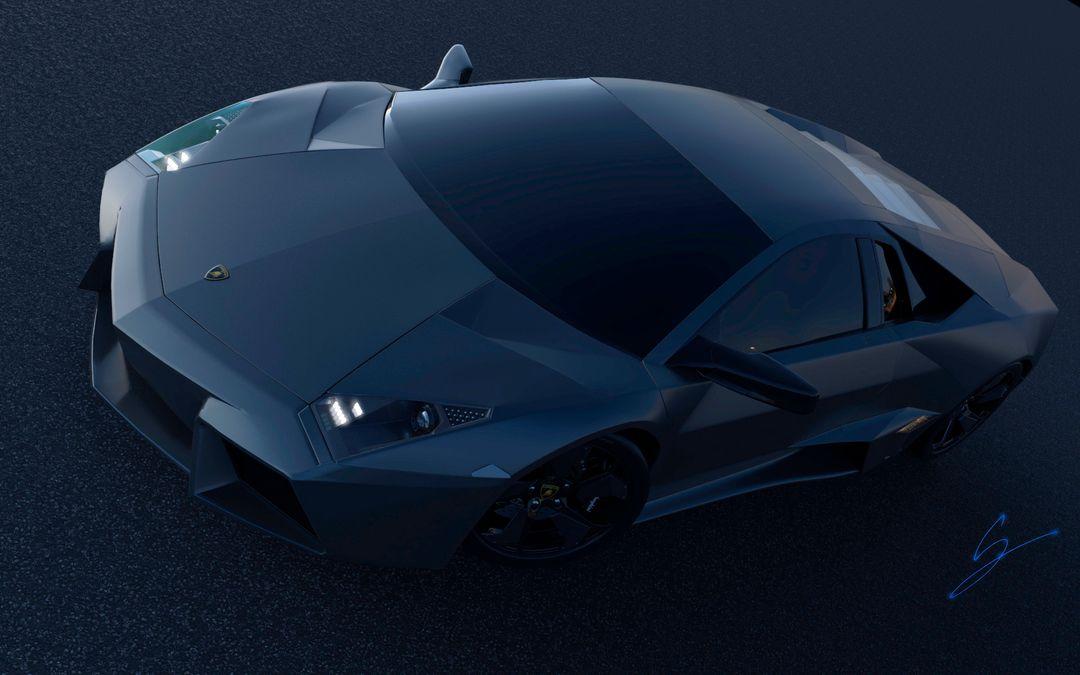 Lamborghini Reventon sebas gomez reventon front jpg