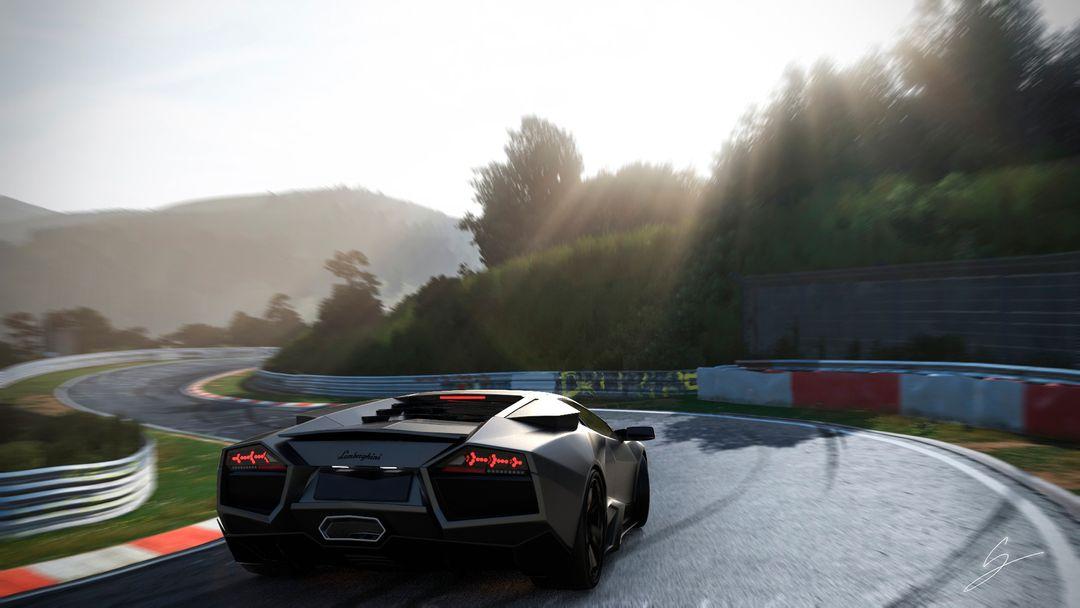 Lamborghini Reventon sebas gomez reventon ring jpg