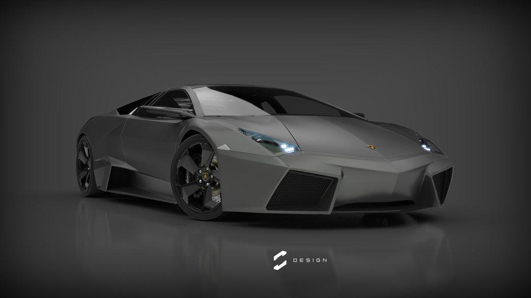 Lamborghini Reventon sebas gomez reventon studio jpg