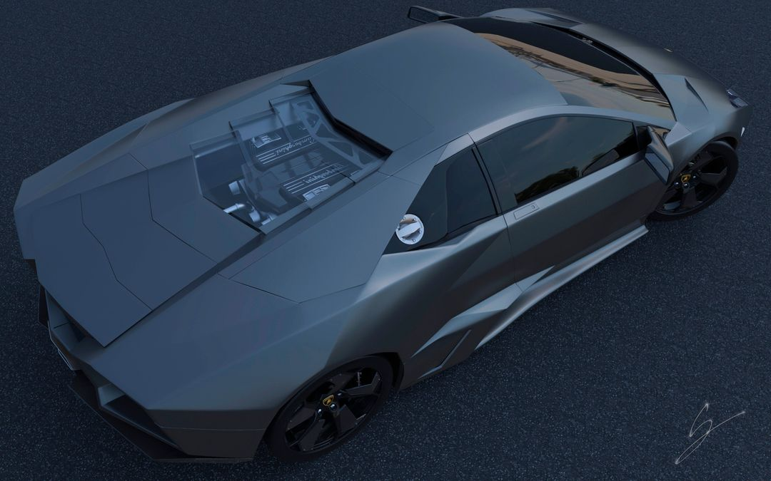 Lamborghini Reventon sebas gomez reventon top jpg