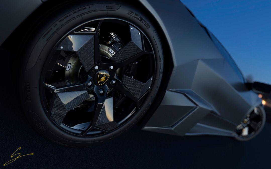 Lamborghini Reventon sebas gomez reventon wheels jpg
