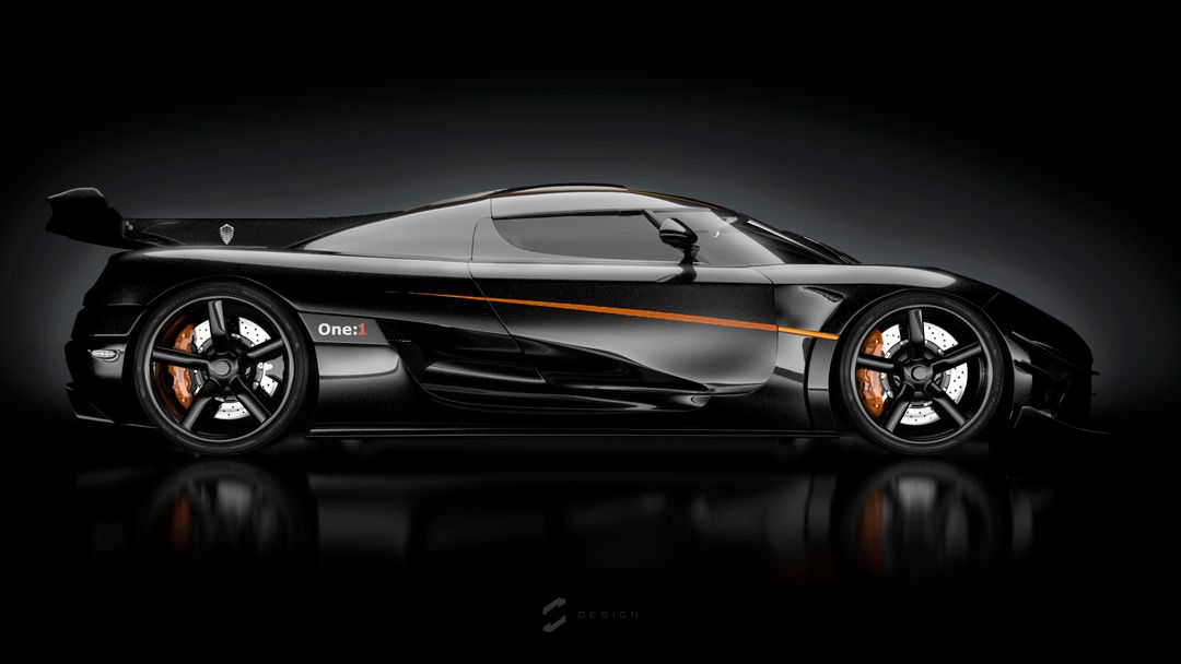 Koenigsegg One:1 sebas gomez one1 studio jpg