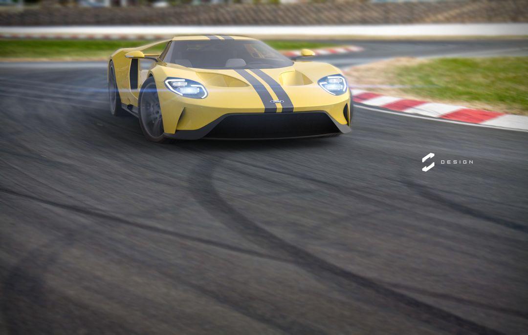 2017 Ford GT sebas gomez ford gt le mans win jpg