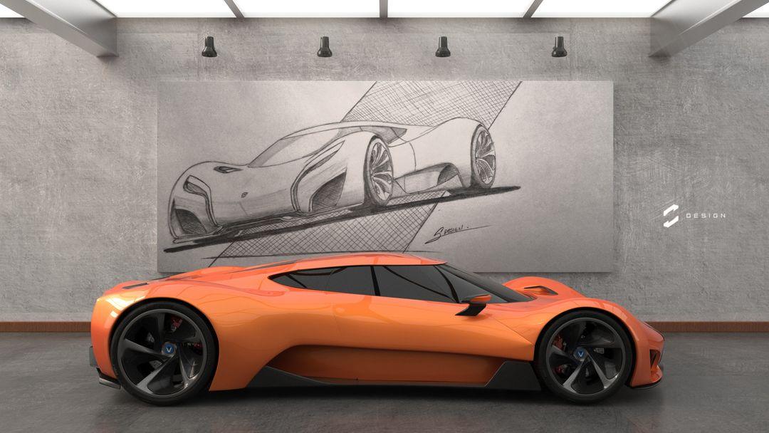 XGT Concept Supercar sebas gomez vxgt studio day jpg