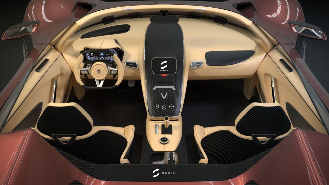 XGT Concept Supercar sebas gomez xgt roadster interior 6 jpg